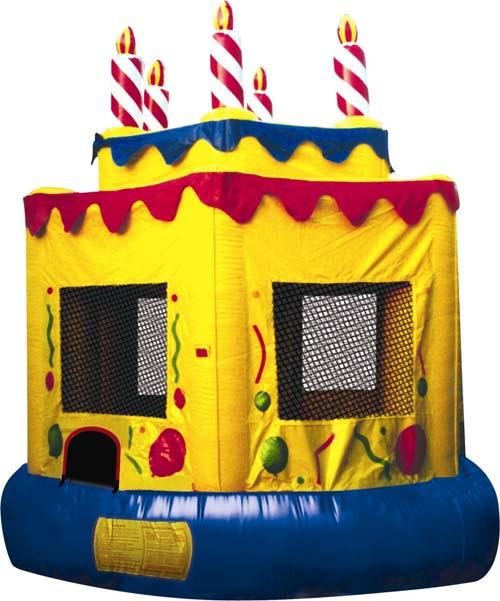 Cake Bounce
