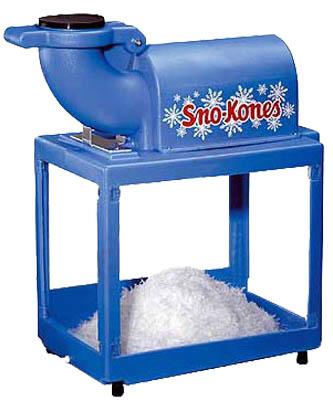 funtime cotton machine